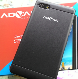 Cara Flashing Advan S35i Via Research Download 100% Sukses