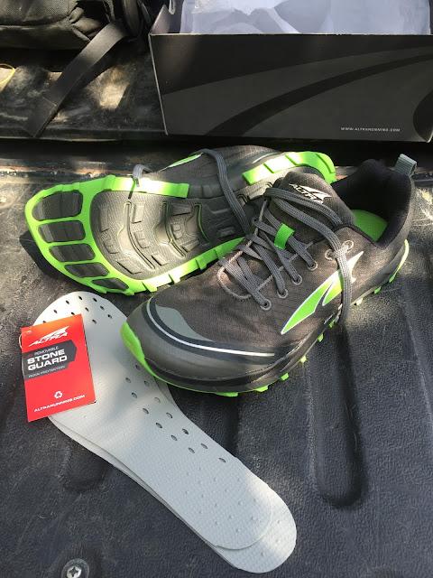 Altra Superior 2.0 trail shoe