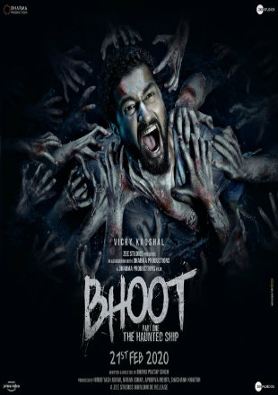 Bhoot: Part One – The Haunted Ship 2020 Full Hindi Movie Download Hd In pDVDRip