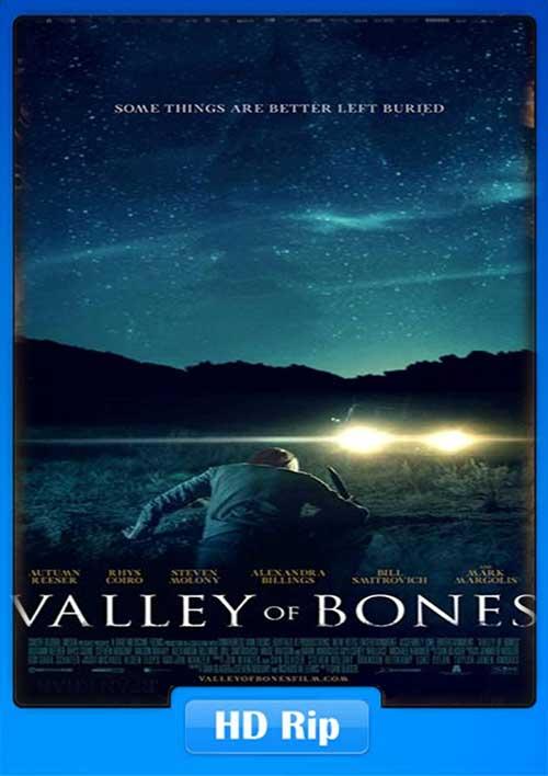 Valley of Bones 2017 720p WEB-DL 700MB Poster