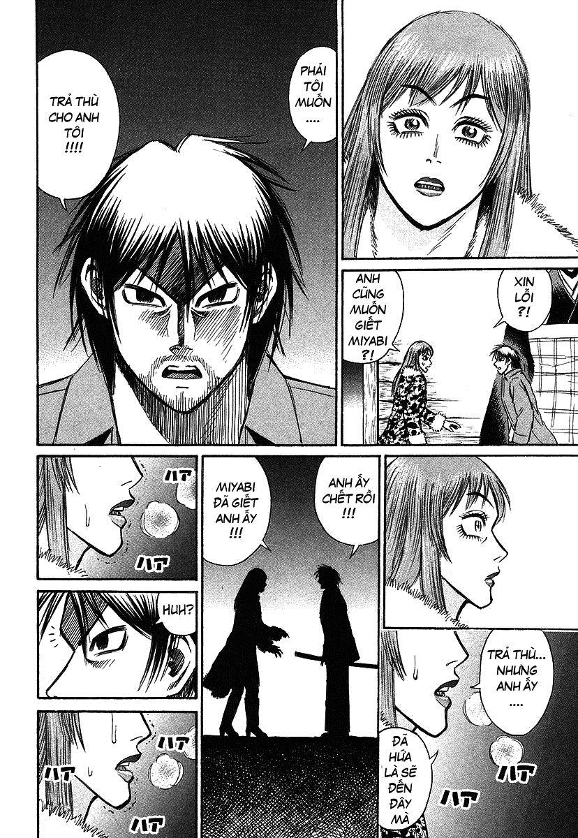 Higanjima chapter 101 trang 12