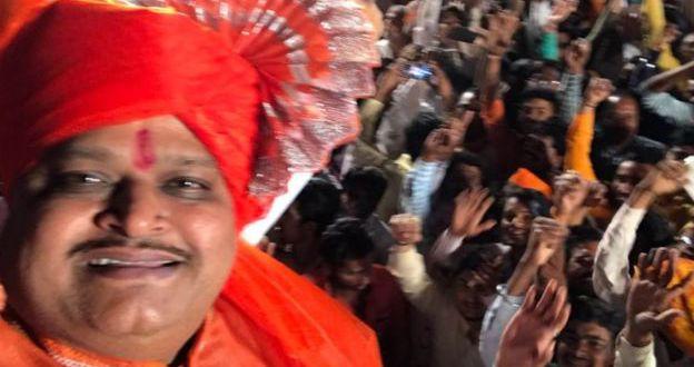 दो समुदाय को लडवाने वाला ख़बर दिखाने वाले सुदर्शन चैनल के चीफ़ एडिटर सुरेश चव्हाणके गिरफ्तार