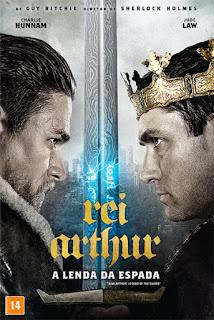 Rei Arthur: A Lenda da Espada - BDRip Dual Áudio