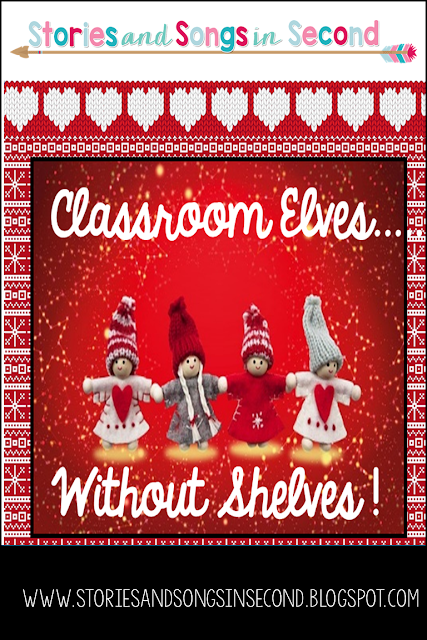 Introduce Kindness Elves to your primary grade students to promote a classroom atmosphere of collaboration and community this holiday season!