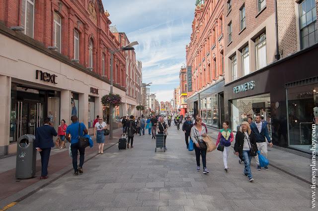 Henry Street  Dublin Irlanda