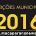 Veja os resultados das eleições de Macaparana desde 1988