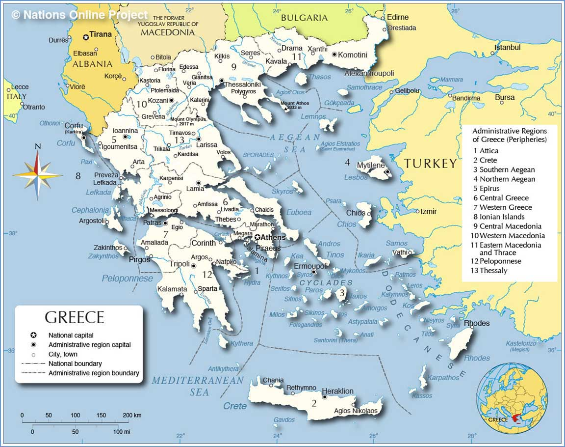 Don croners world wide wanders greece rhodes island rhodes old crete at the bottom of the map rhodes is the easternmost of the white greek islands with the town of rhodes at the northern end click on images for gumiabroncs Gallery