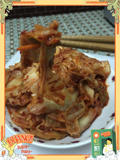 無負擔韓式泡菜