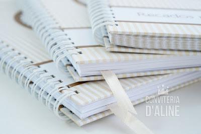 caderno personalizado ursinho principe
