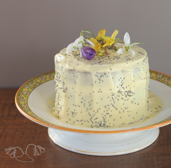 lemoncurd poppy seed cake recipe