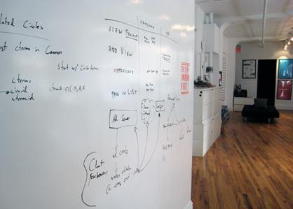 la peinture r inscriptible effet tableau blanc crivez sur vos murs wall 39 in. Black Bedroom Furniture Sets. Home Design Ideas