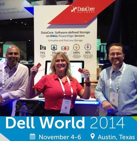 DataCore at Dell World Unveils Software Defined Storage Powered by Dell PowerEdge Servers