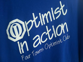 optimist in action