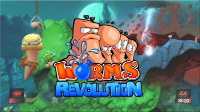 Download Worms Revolution Game