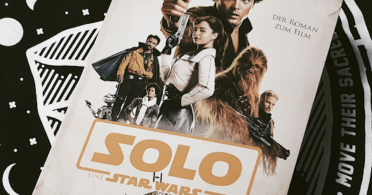 Book Review: Mur Lafferty - Star Wars Solo