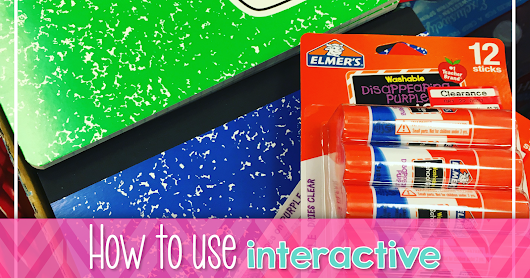 Why and How I Use Interactive Notebooks for Social Groups