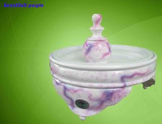 Tebok Lovebird Cincin Purplebell