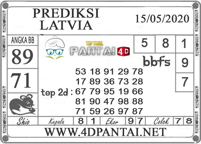 PREDIKSI TOGEL LATVIA PANTAI4D 15 MEI 2020