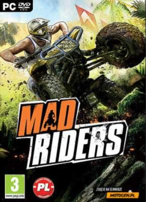 Descargar Mad Riders pc full español mega y google drive.