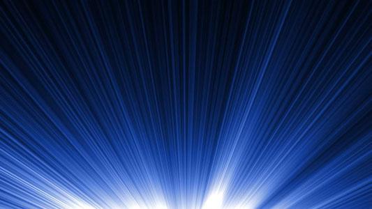 تحميل خلفيات فيديو للمونتاج لأشعه ضوئيه زرقاء بجودة فائقة ,Blue Light Rays HD free download