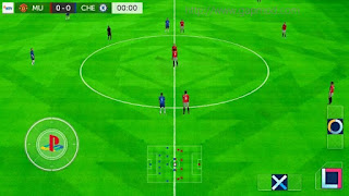 Download FTS Mod FIFA 18 By Ocky Ry Apk + Data Obb