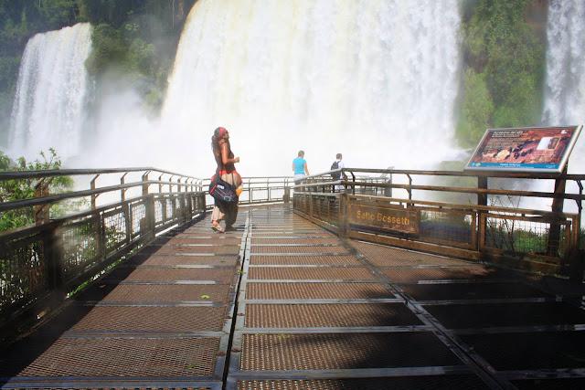 Visitar as CATARATAS DO IGUAÇU do lado argentino | Argentina