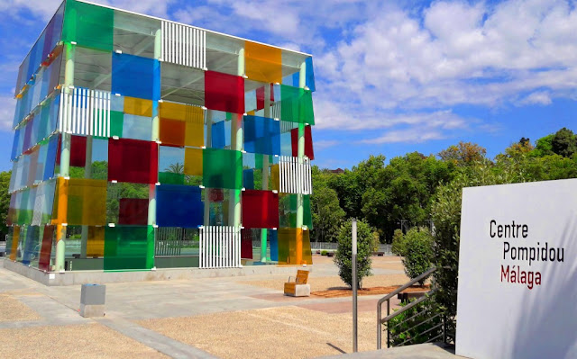 Pompidou Museum - Malaga