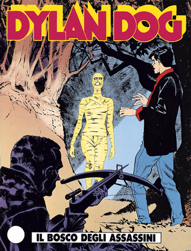 Dylan Dog (1986) 70 Page 1