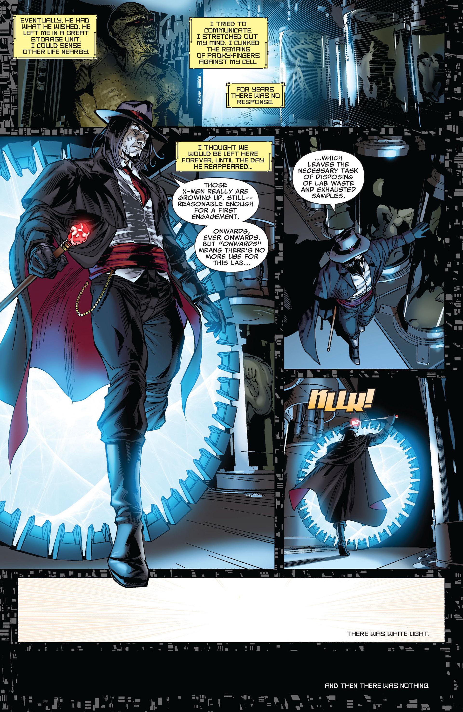 Read online Uncanny X-Men (2012) comic -  Issue #4 - 6