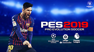 PES 2019 Android Offline 700 MB HD Best Graphics