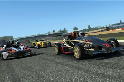 Real Racing 3 mod apk Unlimited Money & Gold