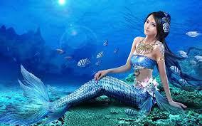8300 Koleksi Foto Penampakan Putri Duyung Cantik Asli HD