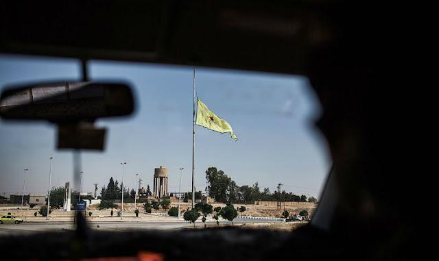 وجهة نظر نازحي الرقة في منبج حول قوات سوريا الديمقراطية