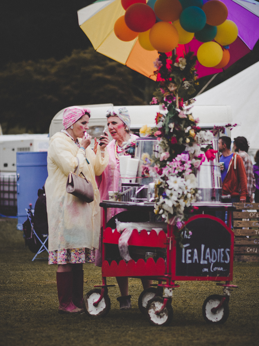 A WEEKEND AT PORT ELIOT FESTIVAL