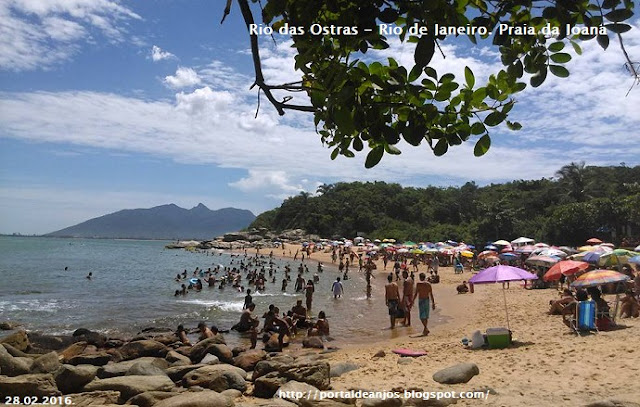 Click-Foto: Conheça as Praias de Rio das Ostras/R.J.Brasil.