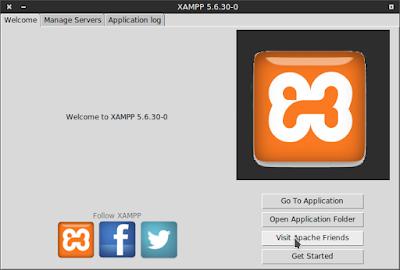 Cara Install Xampp di Linux