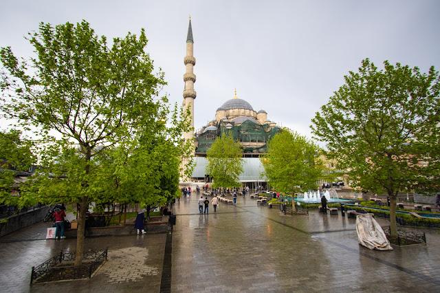 Yeni Camii-Istanbul