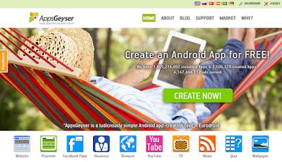 Cara Membuat Blog Menjadi Aplikasi Android 02