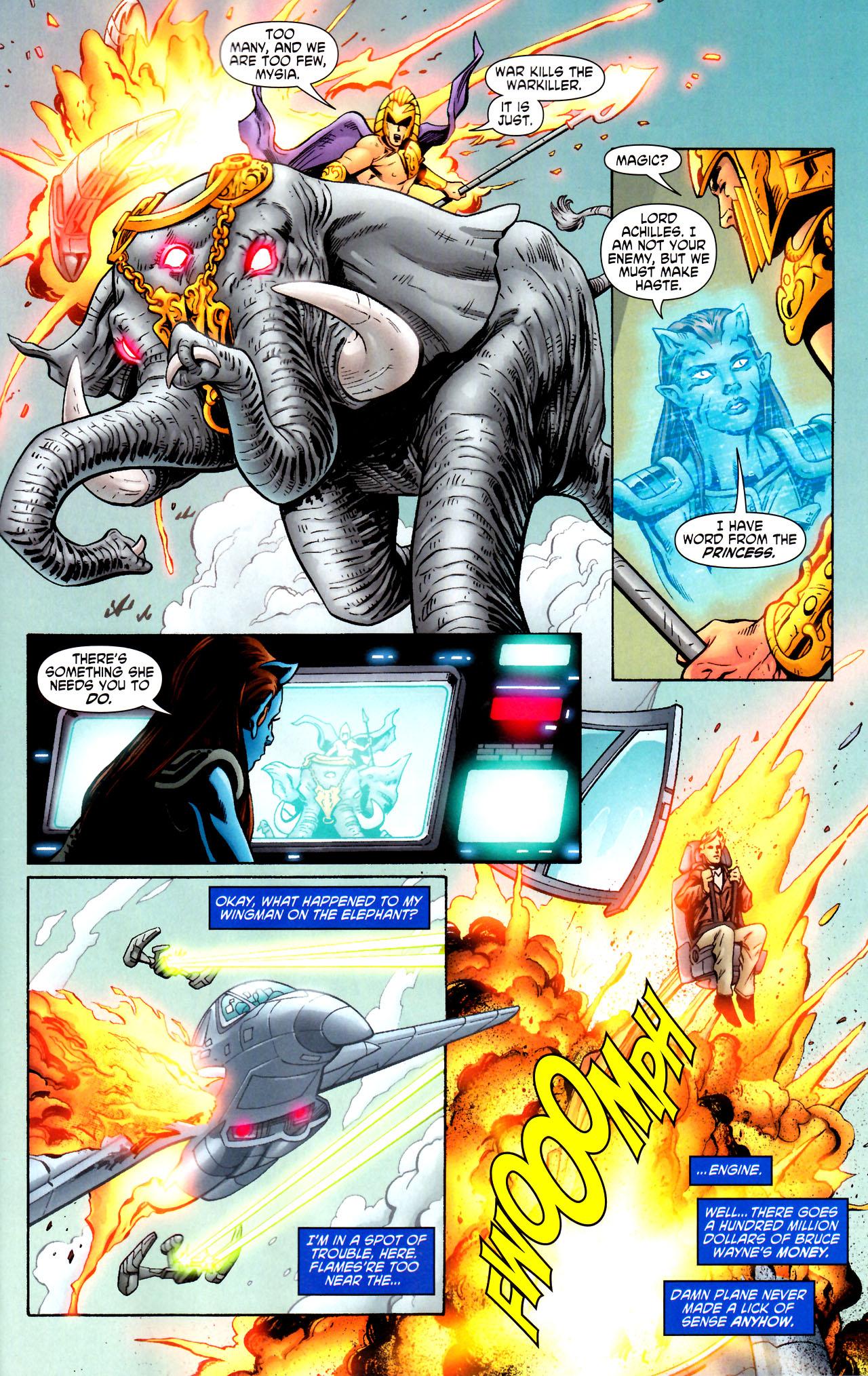 Read online Wonder Woman (2006) comic -  Issue #44 - 17