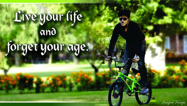 Thought of the Day by Sanjeev Juneja