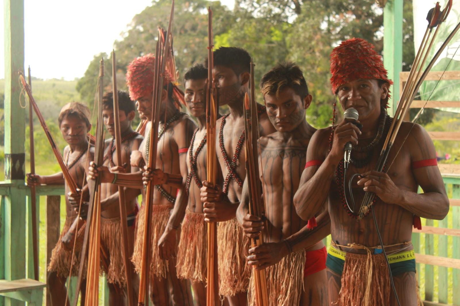Munduruku - Terra Indígena Sawré Maybu-2