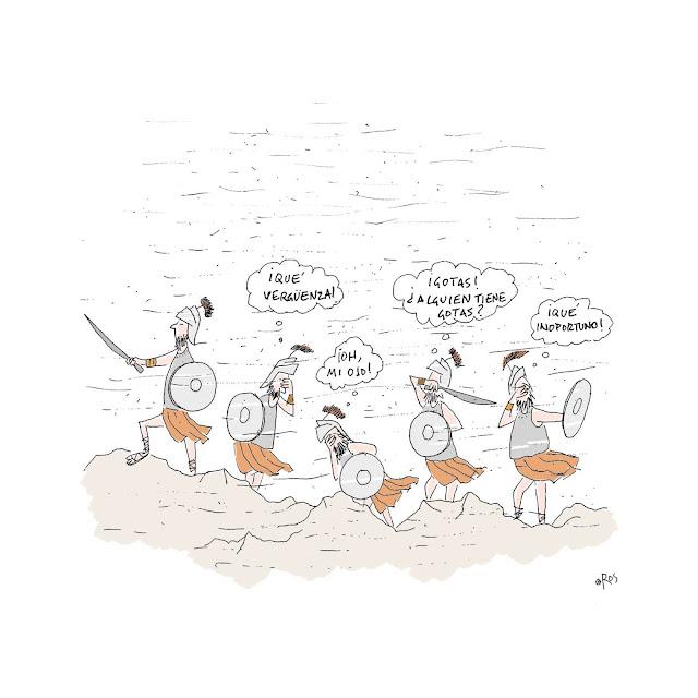 Humor en cápsulas. Para hoy jueves, 10 de noviembre de 2016