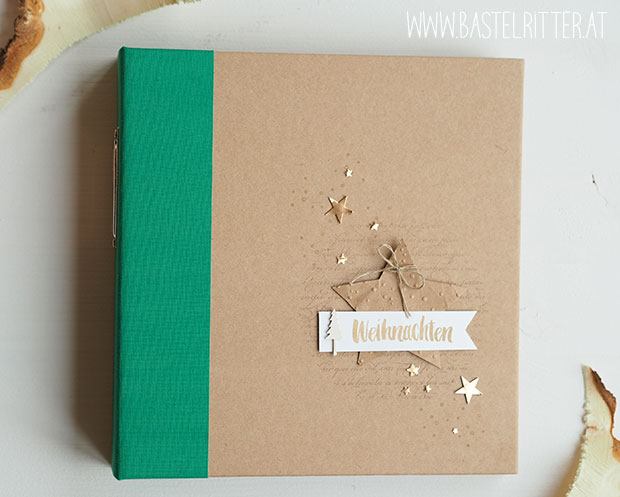 Hallo Dezember December Daily Cover Stampin up Bastelritter