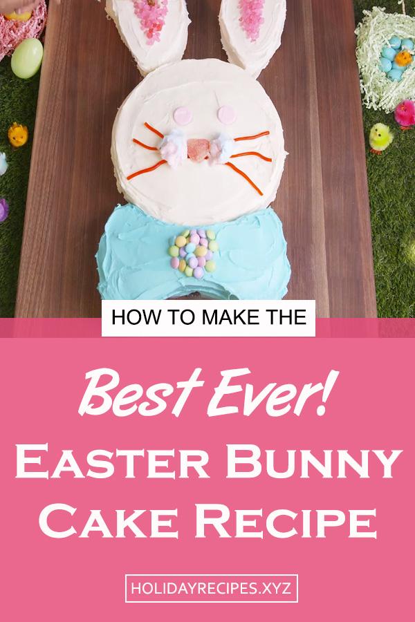 Easter Bunny Cake Recipe | Easter Cake Recipe | easter bunny | Frosting Cake | Frosting recipe | easter dessert recipe | Easter treats #easter #bunnycake #cake #cakerecipe #Bunny #eastercakerecipe #eastercake #eastercake #easterrecipe #eastertreats #easterbunnycake #easterdessert #dessert