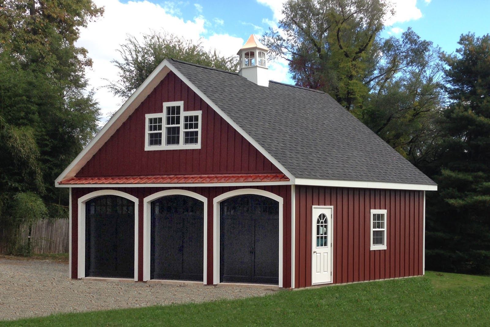 Detached 1 2 And 3 Car Garages In Nc: Prefab Car Garages For Sale In PA, NJ, NY, CT, DE, MD, VA