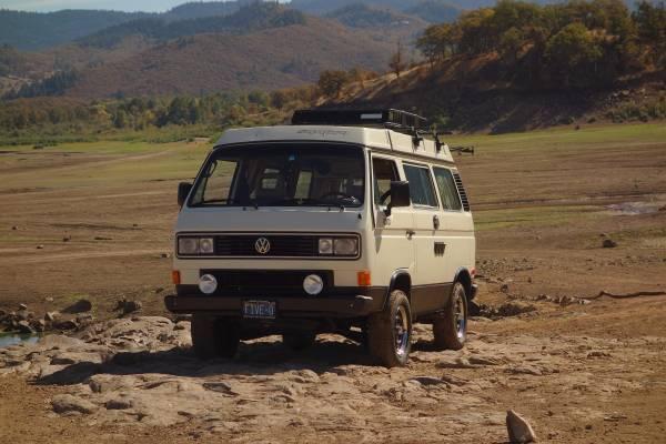 1986 Westfalia 4WD Syncro Camper
