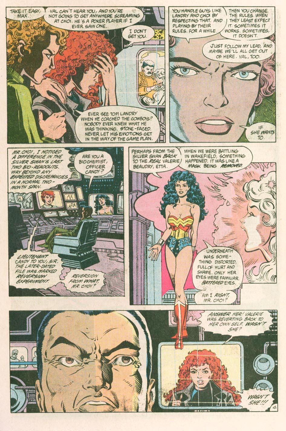Read online Wonder Woman (1987) comic -  Issue #44 - 6