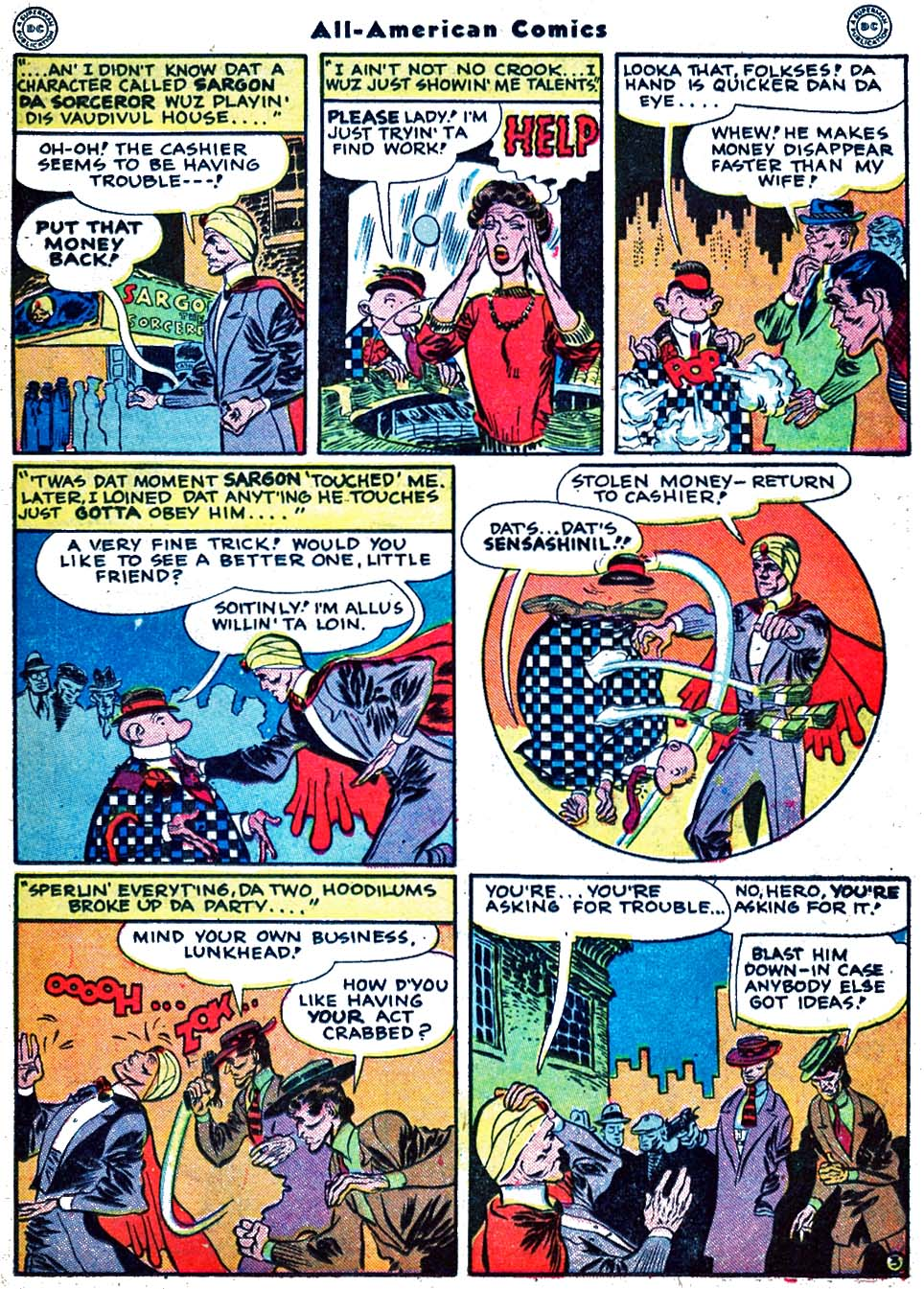 Read online All-American Comics (1939) comic -  Issue #70 - 27