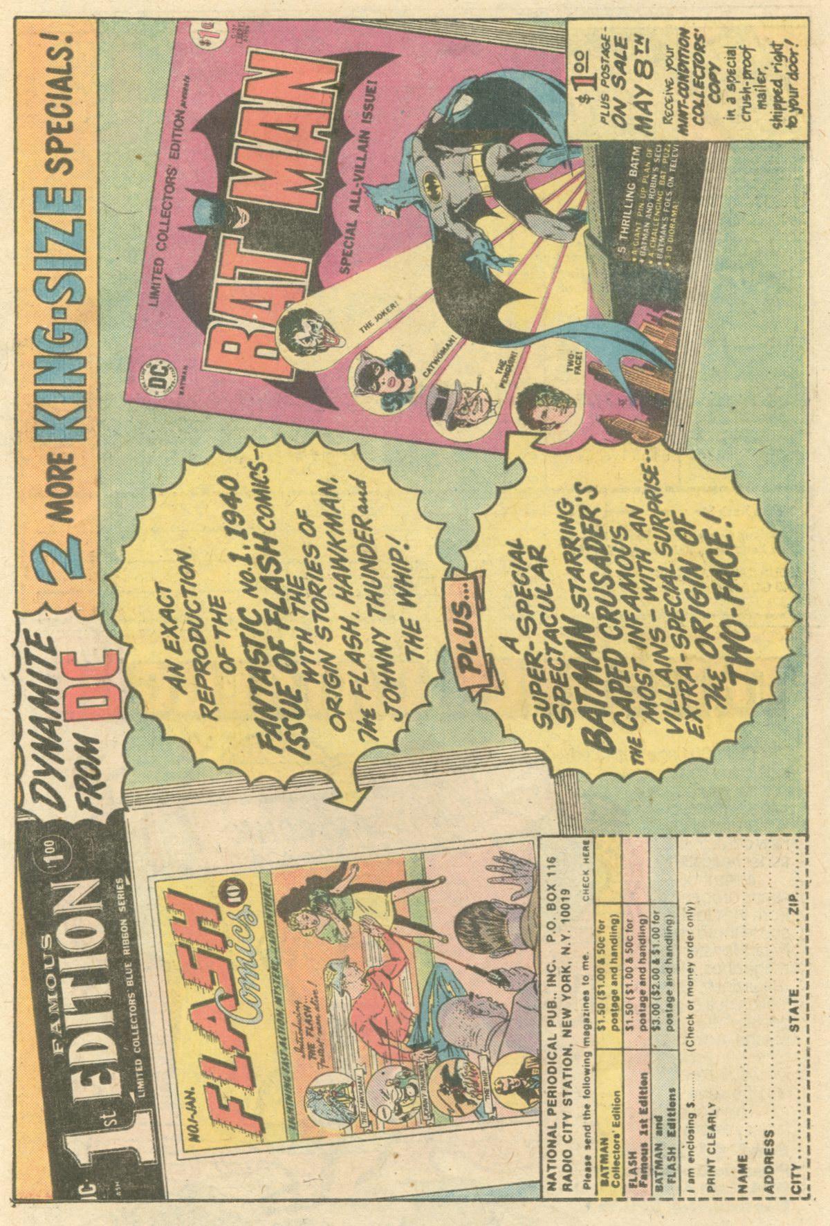 Read online World's Finest Comics comic -  Issue #231 - 19