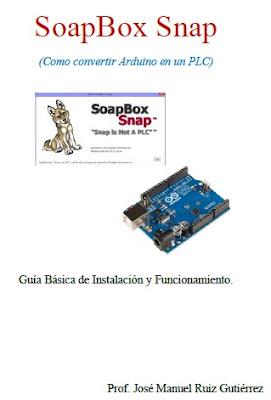 Tutorial Arduino PDF: SoapBox Snap (Como convertir Arduino en un PLC)